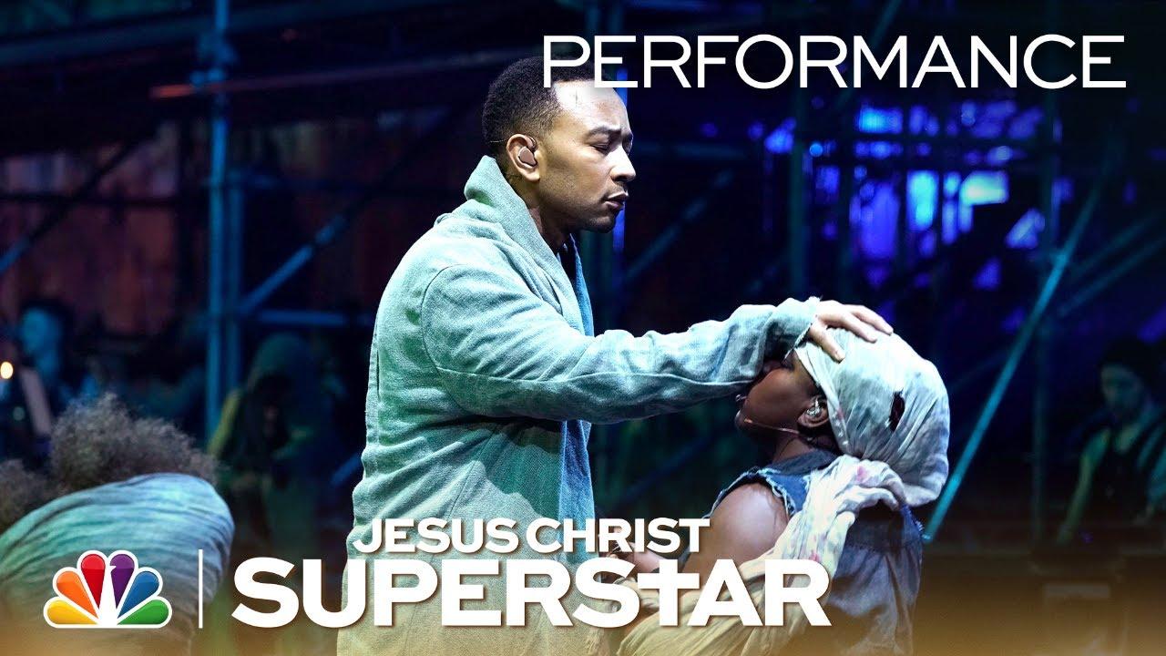 'Jesus Christ Superstar Live' soundtrack album coming on April 6