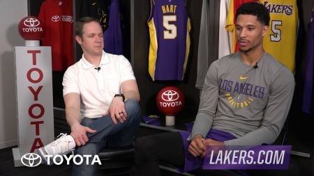 Josh Hart returns for Lakers as Lonzo Ball sits with injury
