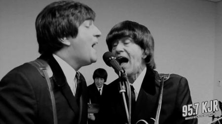 1964 The Tribute to bring the magic of The Beatles back to Red Rocks in 2018