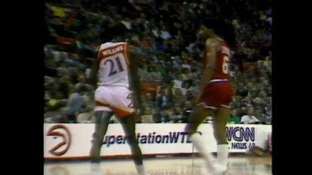 Philadelphia 76ers honor Dr. J