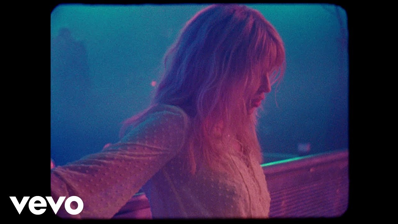 Kylie Minogue gets intimate with fans in 'Stop Me from Falling' music video