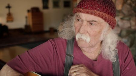 Cameron Crowe set to produce upcoming David Crosby documentary