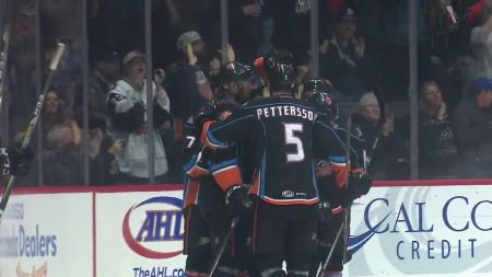 San Diego Gulls host Tucson Roadrunners in regular season home finale April 11