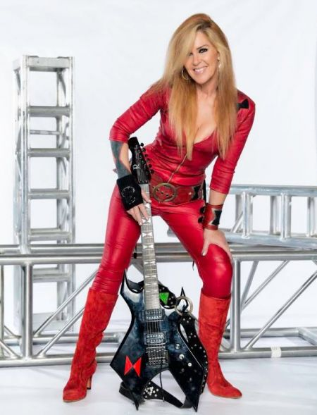 Interview: Lita Ford talks new tour, music and career highlights