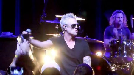 Watch: Stone Temple Pilots rock 'Sex Type Thing' at tour launch party in Los Angeles