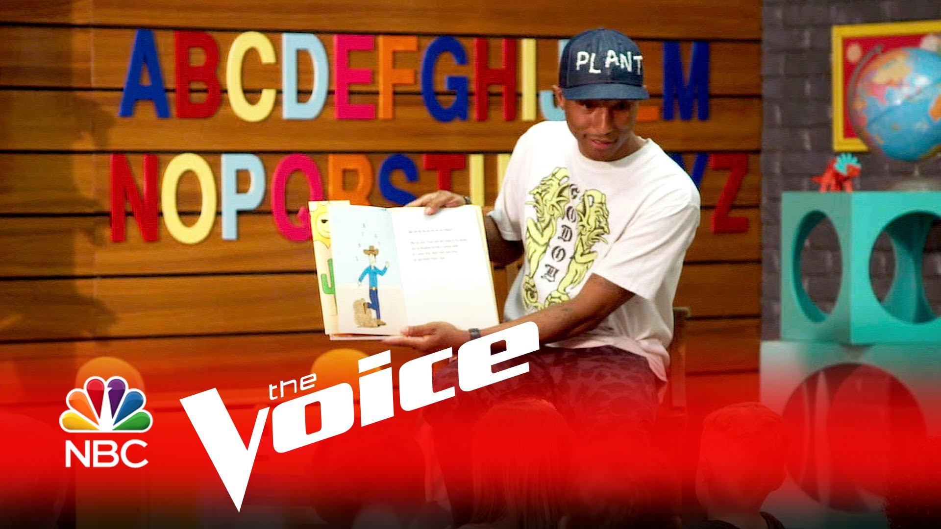3 reasons we want Pharrell Williams back on 'The Voice'