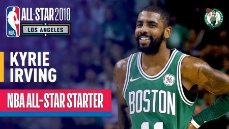 Kyrie Irving set to miss rest of season