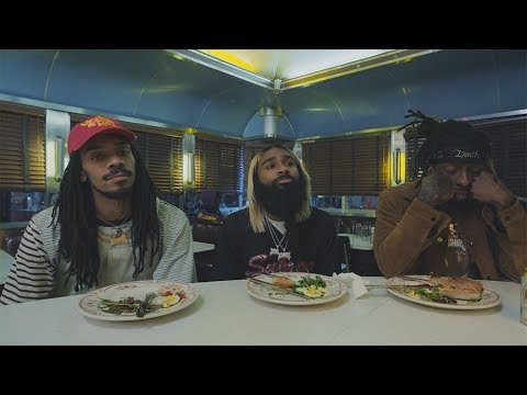 Flatbush ZOMBiES share new short film with Lin-Manuel Miranda, Ice T and John Leguizamo