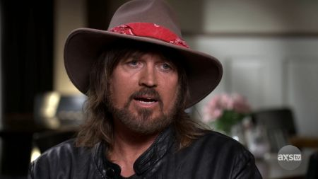 Sneak peek: Billy Ray Cyrus offers advice to aspiring artists on 'The Big Interview' April 10 on AXS TV