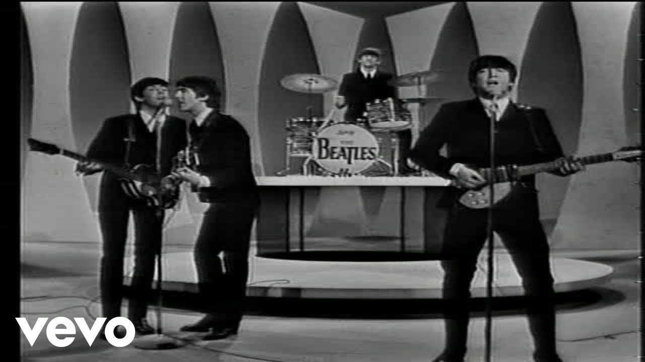 Beatles, Elvis, Supremes 'Ed Sullivan Show' DVDs. VEVO/YouTube