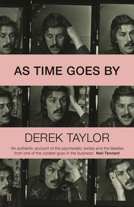 Review: Derek Taylor's autobiography 'As Time Goes By,' old favorite of Beatles fans, returns