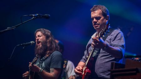 2018 jam and folk shows at Red Rocks