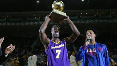 Los Angeles Lakers make NBA dream come true