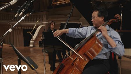 Yo-Yo Ma announces Bach solo performance at Red Rocks