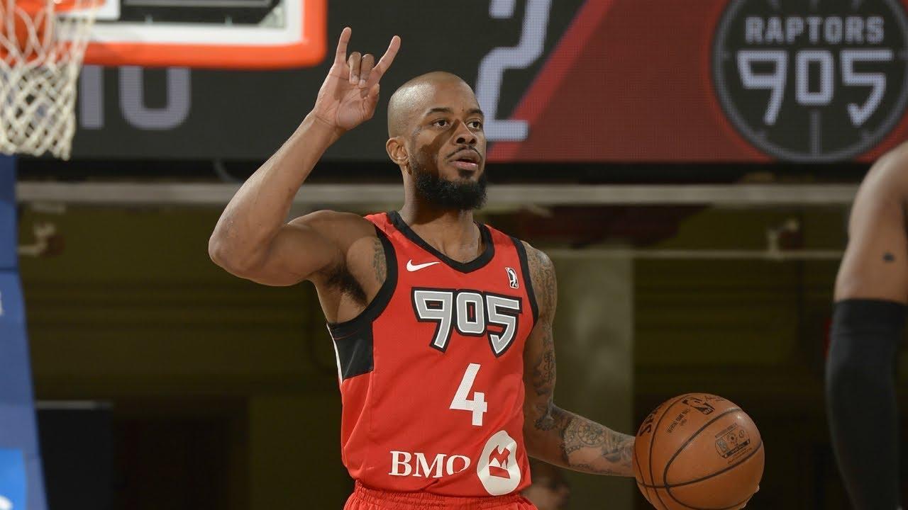 Toronto Raptors ink G League MVP to contract