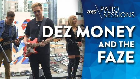 AXS Patio Sessions: Dez Money and the Faze talk about family, growing up in music