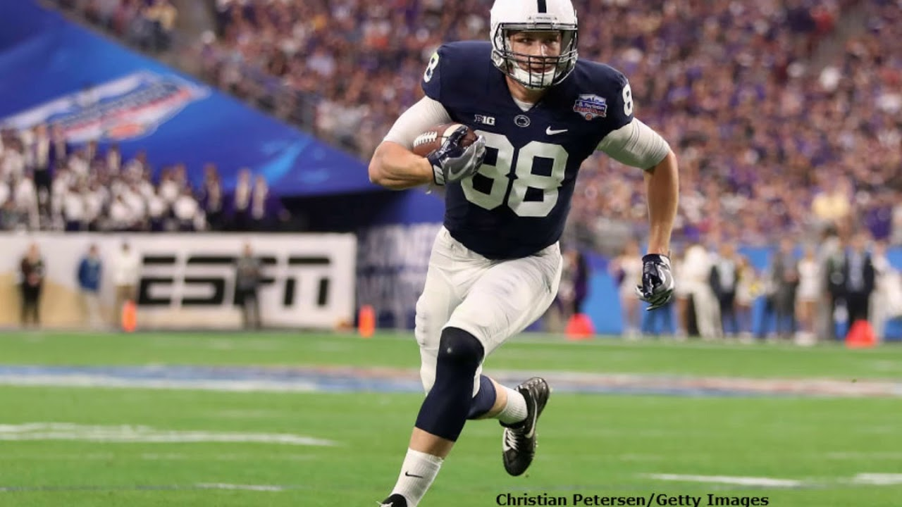2018 nfl draft preview tight ends axs. Black Bedroom Furniture Sets. Home Design Ideas