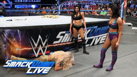 WWE: Could Iconics' rapid rise lead to the introduction of a women's tag team division?