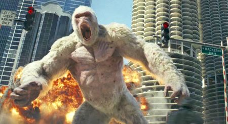 Reviews: 'Rampage,' 'Beirut' and 'Journey's End' trek into theaters this weekend, April 13