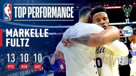 Markelle Fultz tallies triple-double in final regular season game