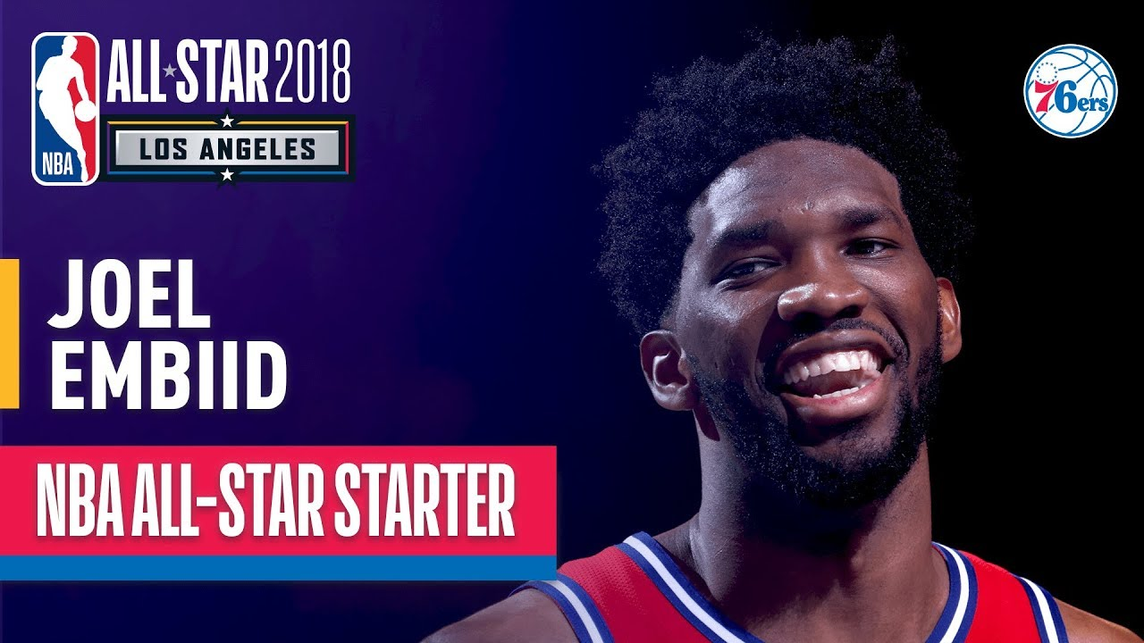 Joel Embiid likely to miss first game of NBA playoffs