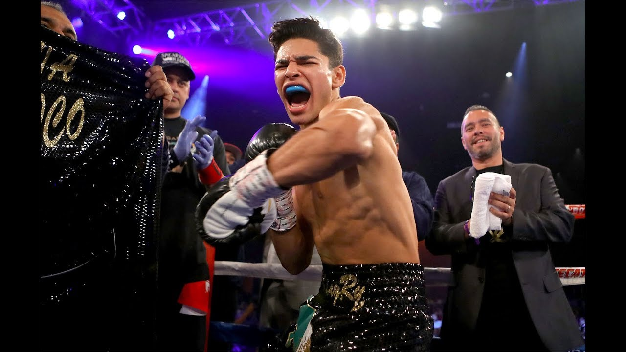 Boxing: Ryan Garcia collides with Jayson Velez on May 4