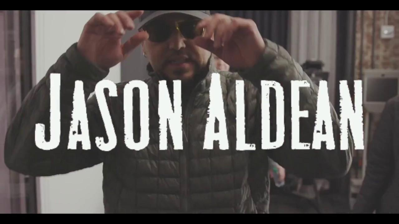 Jason Aldean talks 'Rearview Town' song selection and Las Vegas return