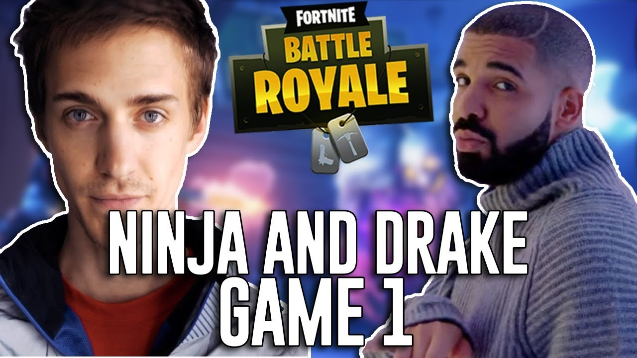 drake wants to include a fortnite reference on his new album - fortnite gangster