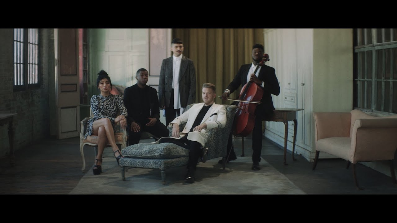 Watch: Pentatonix release new album and share video for cover of Ed Sheeran's 'Perfect'