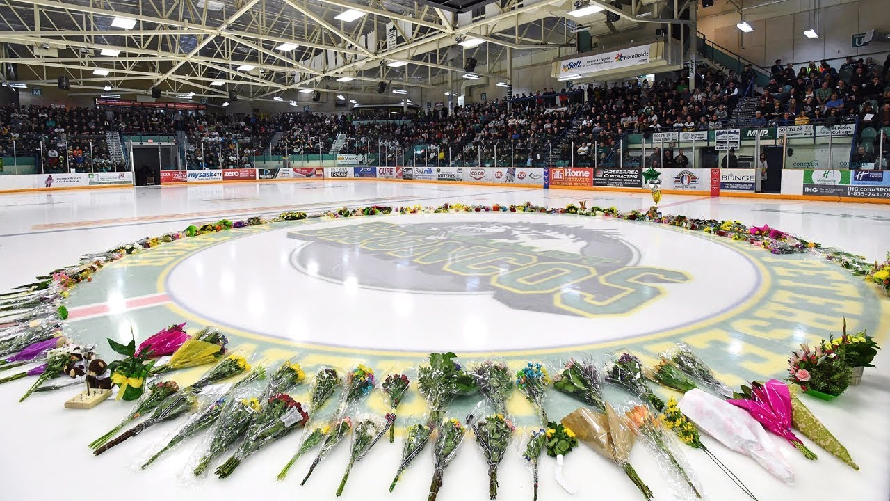 Kings encourage fans to show support for Humboldt Broncos victims