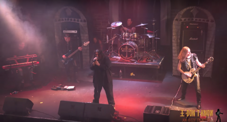 Blizzard of Ozz recreated by I Don't Know - An Ozzy Tribute
