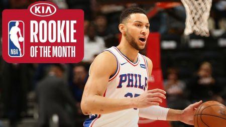 Philadelphia 76ers jump in apparel sales