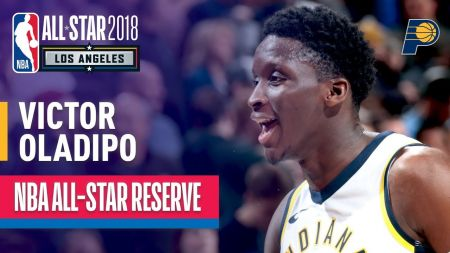 Victor Oladipo cements status for Most Improved Player Award