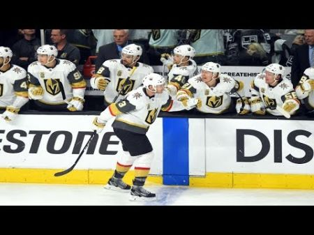 Vegas sweeps LA Kings out of Stanley Cup playoffs with 1-0 victory