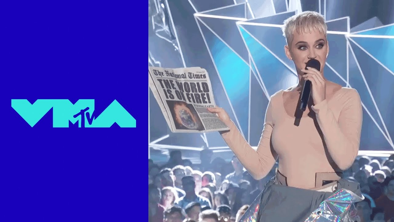 Pop star Katy Perry will host the 2017 MTV VMA Awards