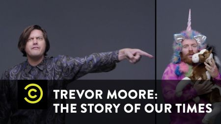 Interview: Trevor Moore takes on computers, Kardashians and Comedy Central's Facebook page