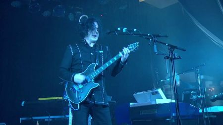 Jack White plays surprise Detroit gig at Third Man Records ahead of US tour launch