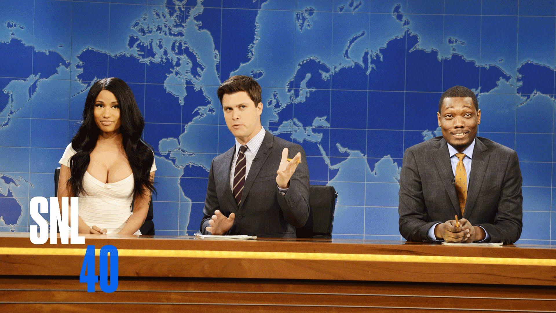 Childish Gambino, Kacey Musgraves and Nicki Minaj to close out Season 43 of 'SNL'
