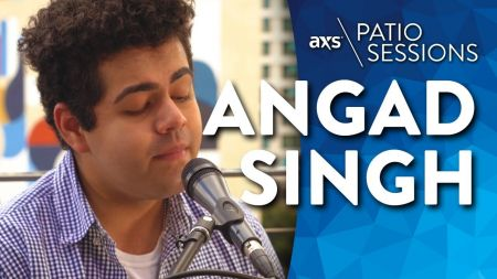 Watch: Budding singer-songwriter Angad Singh on his musical background and upbringing