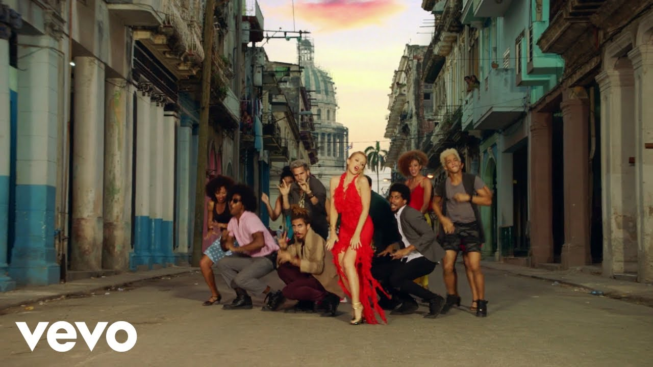 Kylie Minogue hits up Havana in 'Stop Me from Falling' video with Gente de Zona