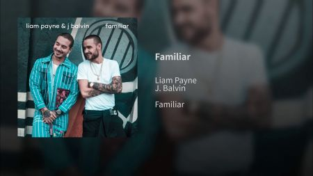 Listen: Liam Payne and J Balvin get 'Familiar' on hot single