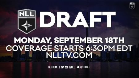 San Diego to host NLL combine Aug. 11