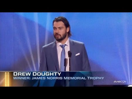 Drew Doughty nominated for 2018 Norris Trophy