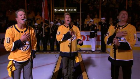 Notable anthem singers in the 2018 Stanley Cup Playoffs