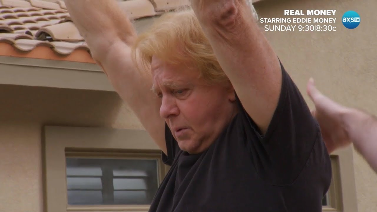 Sneak peek: Eddie Money works with son Zach to get into shape on 'Real Money' April 22 on AXS TV