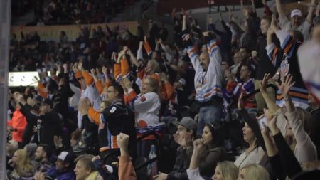 San Diego Gulls promote new mobile app