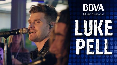 BBVA Music Sessions: Watch Luke Pell kick off new live music series