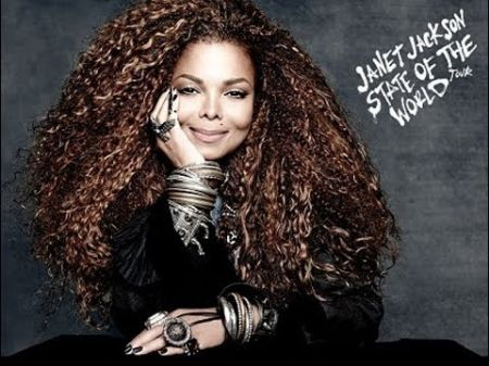 Janet Jackson announces more State of the World tour dates for 2018