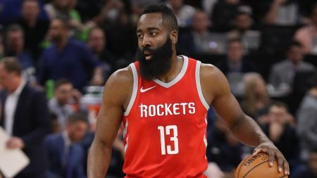 Houston Rockets find offensive mojo on historic night