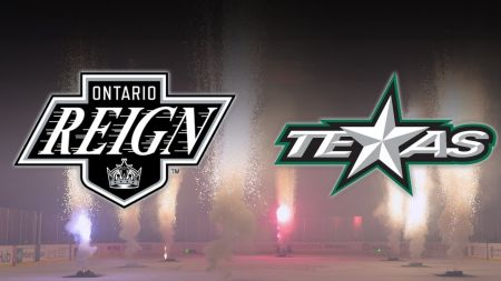 Ontario Reign play longest game in franchise history
